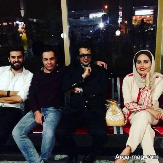 بیوگرافی حسام نواب صفوی