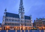 نحوه سفر به بلژیک
