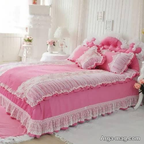 روکش تخت خواب عروسکی