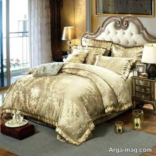 روکش تخت خواب زیبا و متفاوت