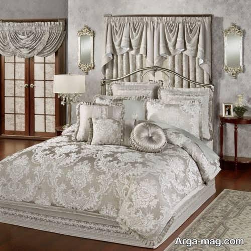 روکش تخت خواب لاکچری