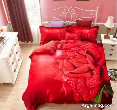 روتختی قرمز و زیبا