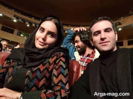گریه الناز شاکردوست در جشنواره فجر