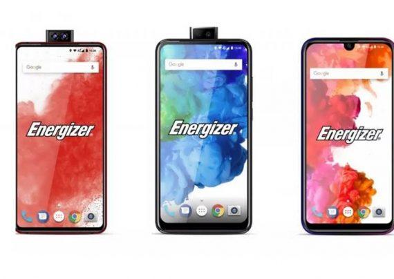 گوشیهای هوشمند انرجایزر