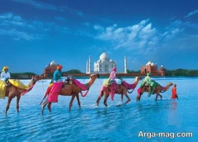 هند و جاذبه ها