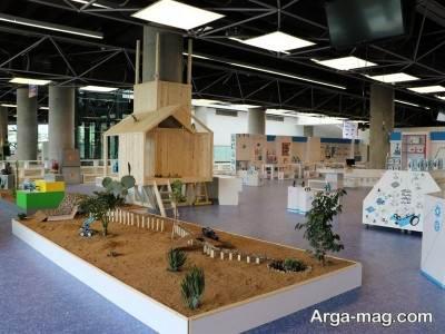 باغ کتاب معروف تهران
