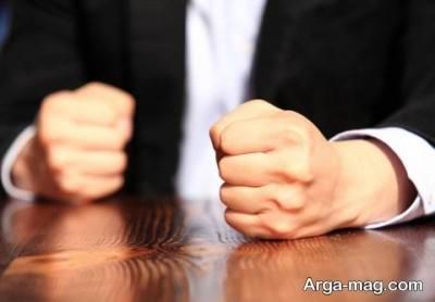 راه های کنترل خشم
