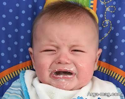 عدم تحمل قند شیر در نوزادان