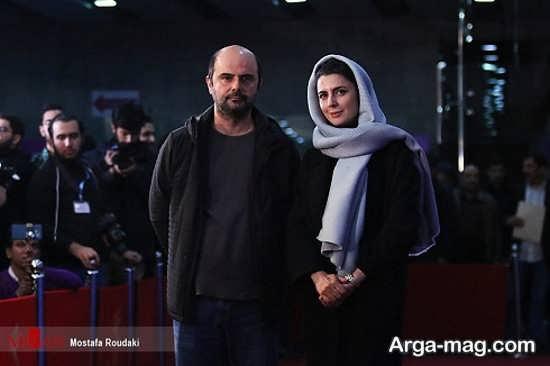 لیلا حاتمی و همسر هنرمندش