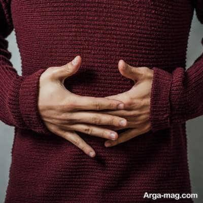 درد شکمی ناشی از مصزف قرص ناپروکسن