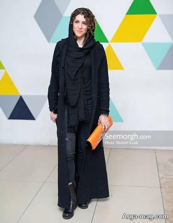 زیباترین پالتوهای زمستانی بازیگران زن ایرانی