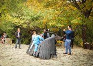 طبیعتی از پارک جمشیدیه
