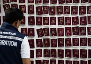 راه های تشخیص پاسپورت جعلی