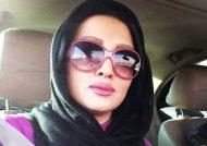 عکس بدون روسری روناک یونسی
