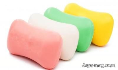 مواد سازنده صابون چیست