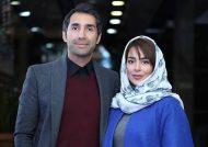 نمای عاشقانه از سمانه پاکدل و هادی کاظمی