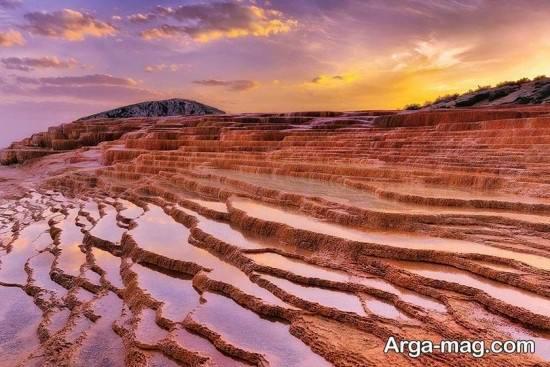 باداب سورت چشمه آب معدنی