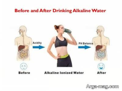 بهبود سلامت بدن با آلکالاین