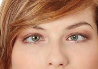 انواع انحراف چشم
