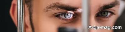 کنترل وضعیت چشم بعد از درمان