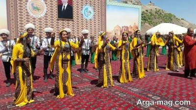 سفر توریستی به ترکمنستان