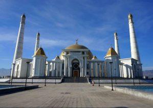 سفر به ترکمنستان