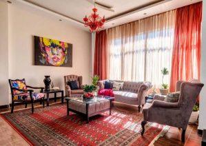 تزیین خانه برای عید نوروز