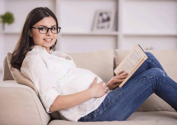اختلال بینایی در بارداری