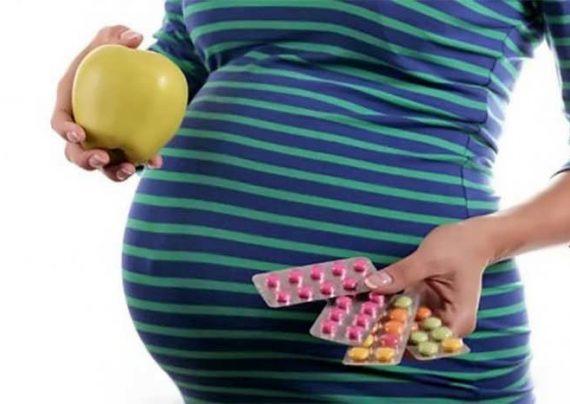 کمبود آهن در بارداری