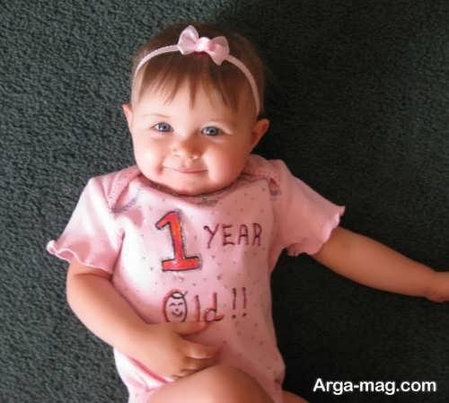 مدل موی شیک و جدید نوزادی
