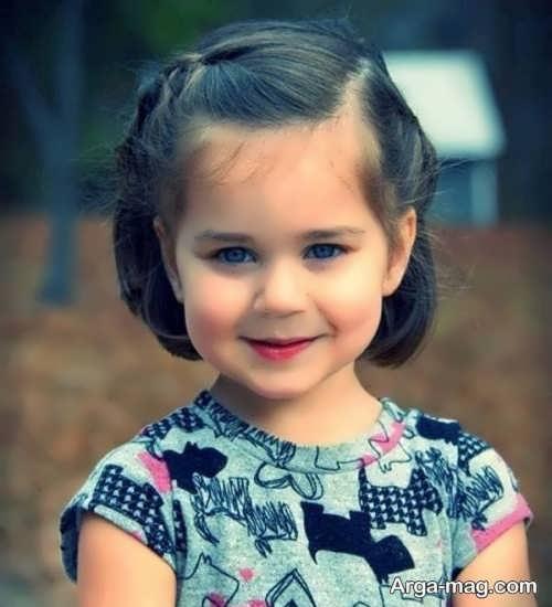 جدیدترین مدل موی کودک