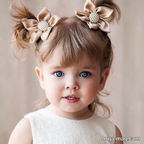 مدل موی کودک دختر