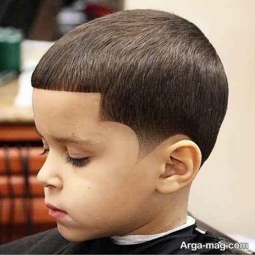 مدل موی کودک پسرانه