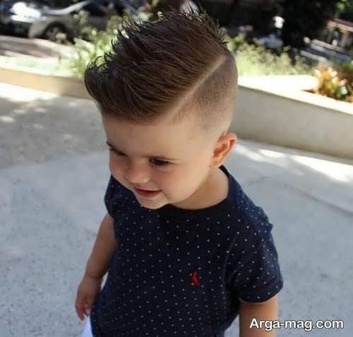 مدل موی کودک