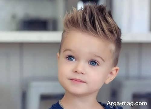 مدل موی زیبای کودک