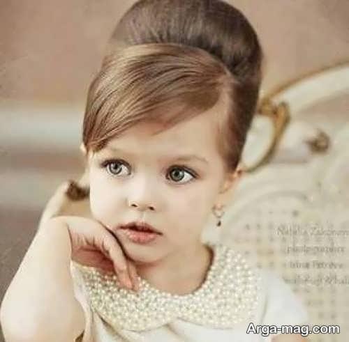 زیباترین مدل موی کودک