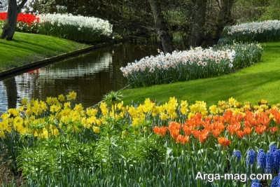 متن زیبا و احساسی در مورد بهار