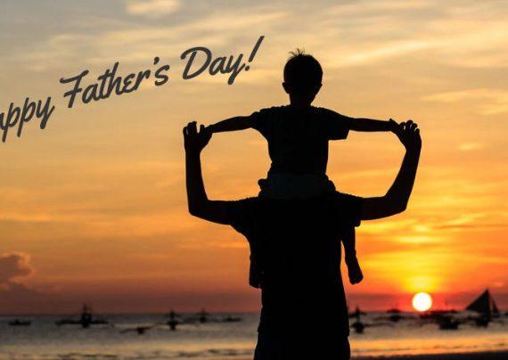 جملات زیبا برای روز پدر
