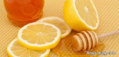 سرم لیمو و عسل