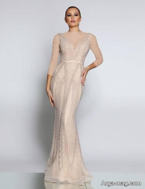 مدل پیراهن عروس فرمالیته