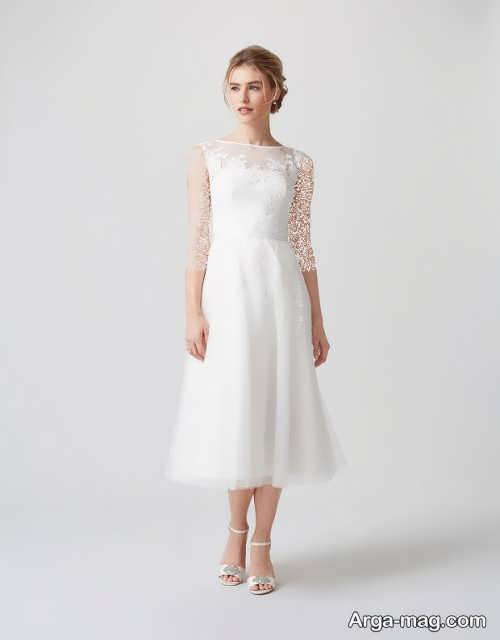 مدل لباس عروس فرمالیته و شیک
