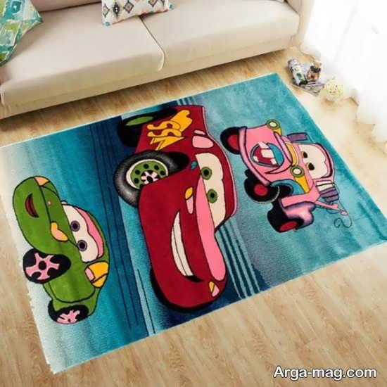 تابلو فرش فانتزی