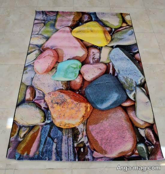 تابلو فرش جدید فانتزی