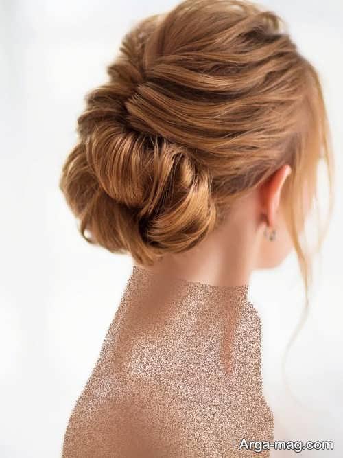 مدل آرایش موی بسته