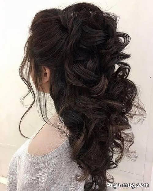 آرایش موی زیبا و جذاب