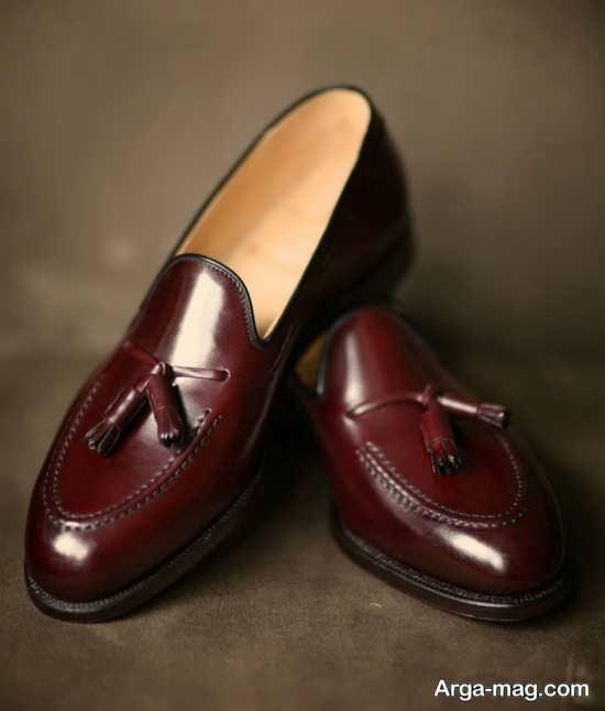 کفش کالج مردانه با مدل های خاص