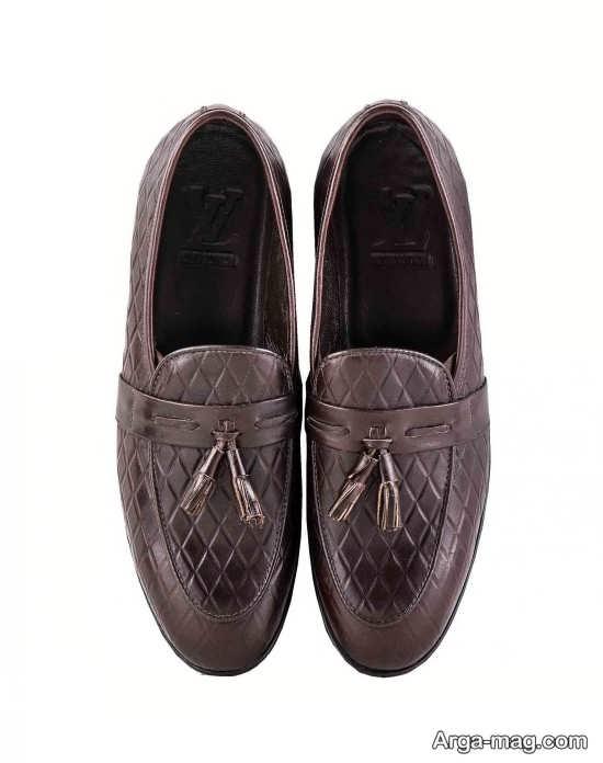 کفش کالج پسرانه با رنگ های جذاب