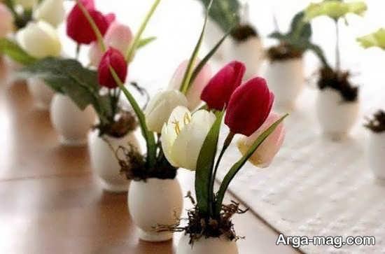 تزئینزیبای منزل برای عید نوروز