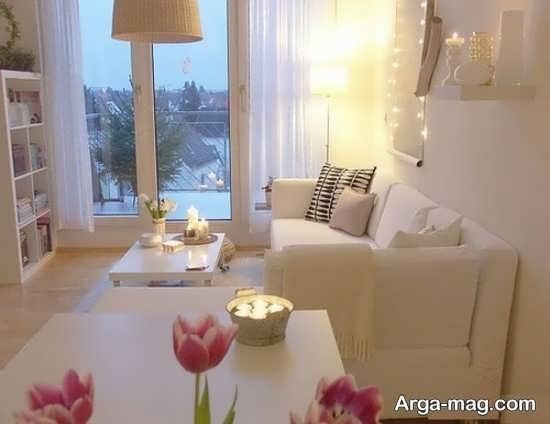 تزیین زیبای خانه برای عید نوروز