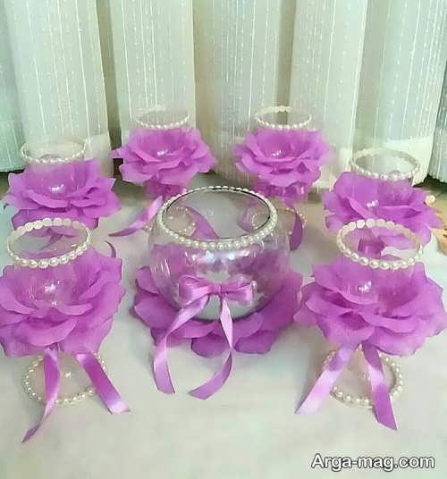 زیباسازی ظروف هفت سین